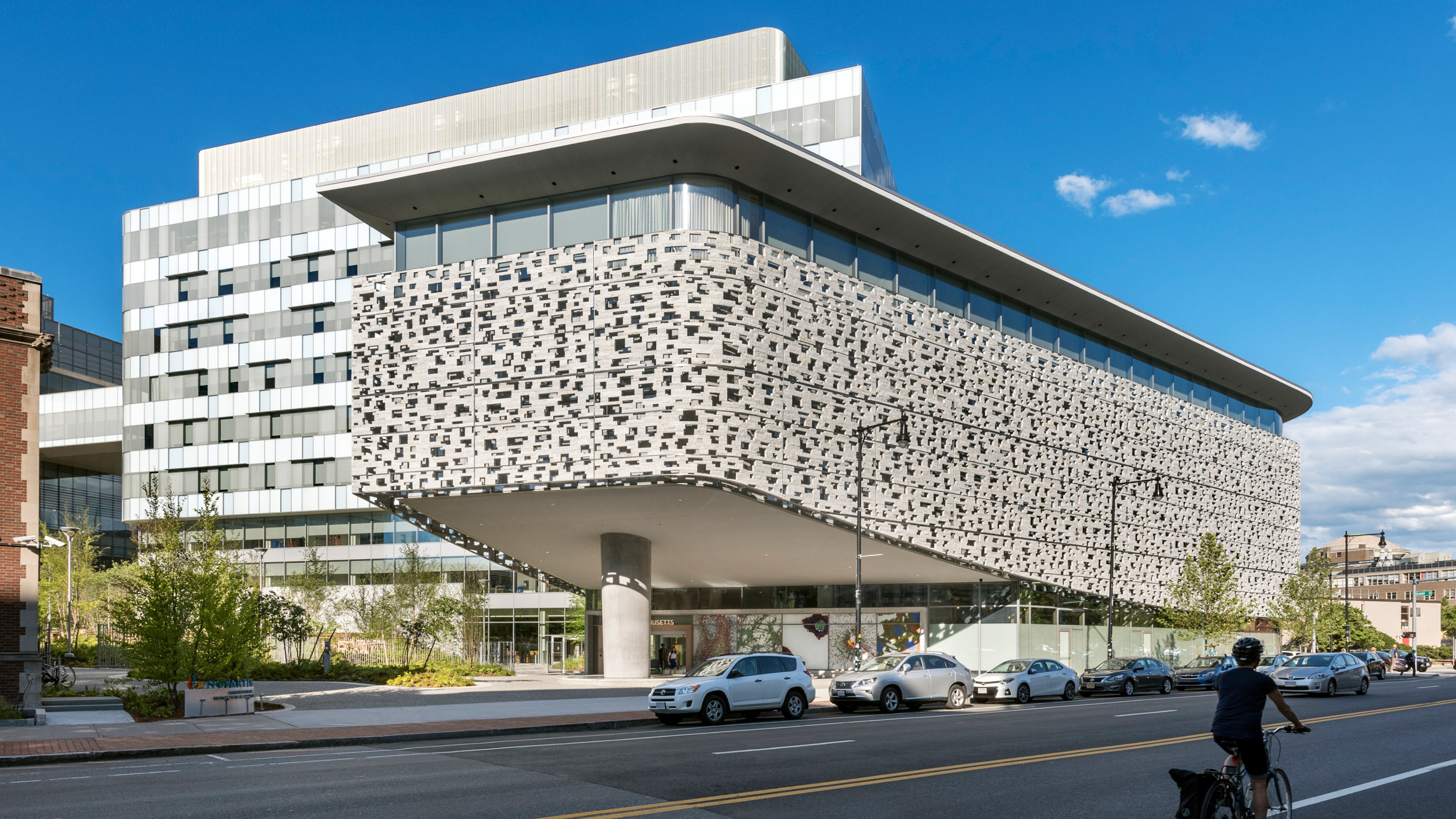 Architecture Buildings In Boston toshiko mori and maya lin team up on boston pharmaceutical campus