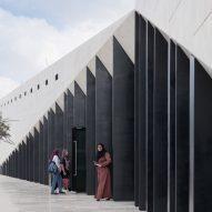 Palestinian Museum by Heneghan Peng
