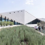 This week, a museum opened in Palestine and Renzo Piano completed an art gallery