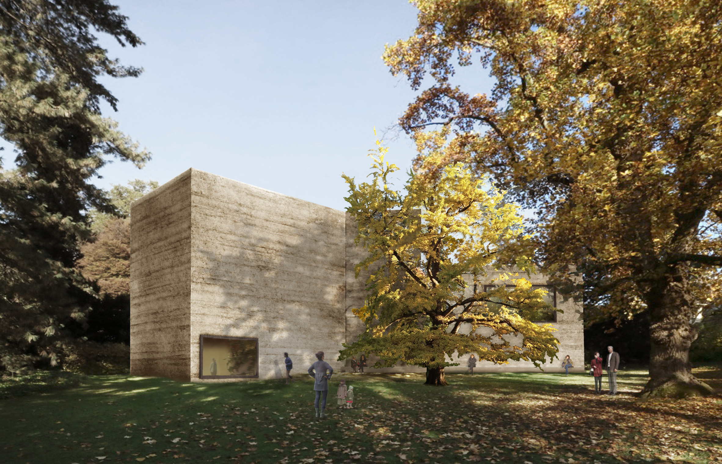 Peter Zumthor unveils extension plans for Renzo Piano's Fondation Beyeler in Basel