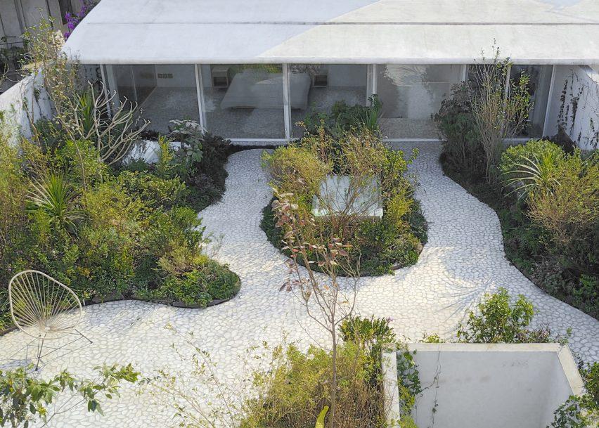 Casa Verne, Mexico by Zeller & Moye