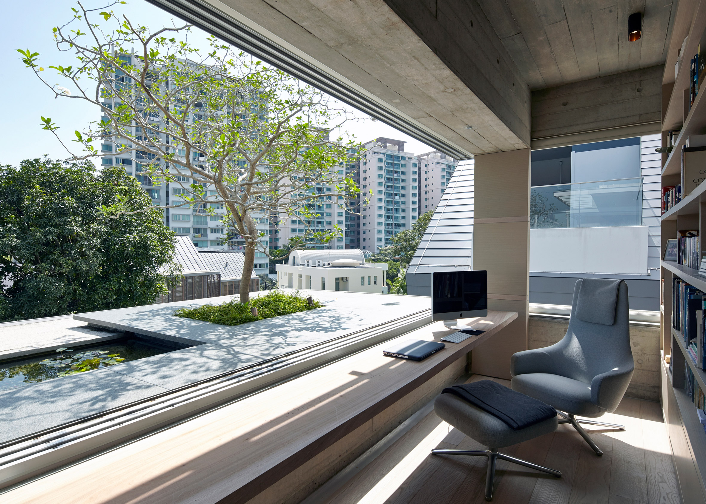 Chiltern House, Singapore by WOW Architects