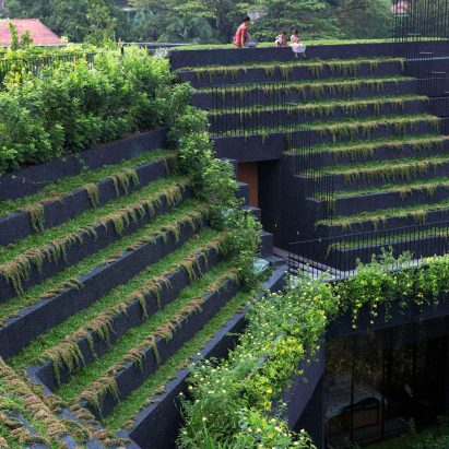 10 Roof Gardens From Dezeenu0027s Pinterest Boards That Each Provide An Urban  Oasis