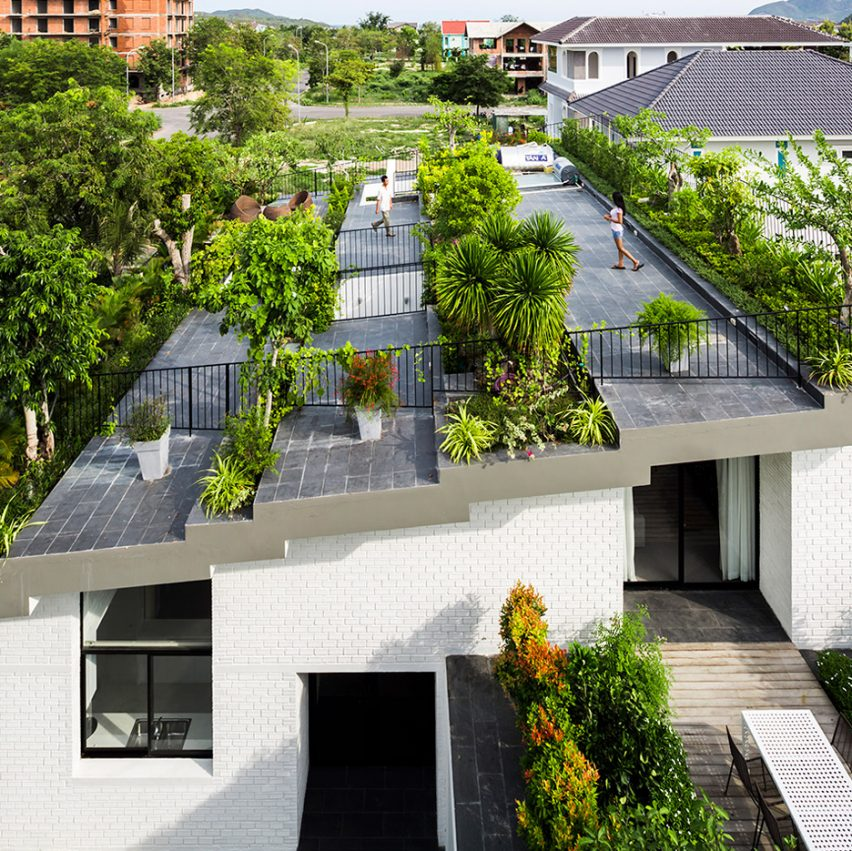 House in Nha Trang, Vietnam by Vo Trong Nghia