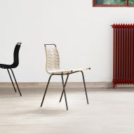 Carl Hansen & Son reissues Poul Kjærholm's PK1 dining chair