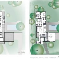 Plan of Laurelwood House by Design Hound