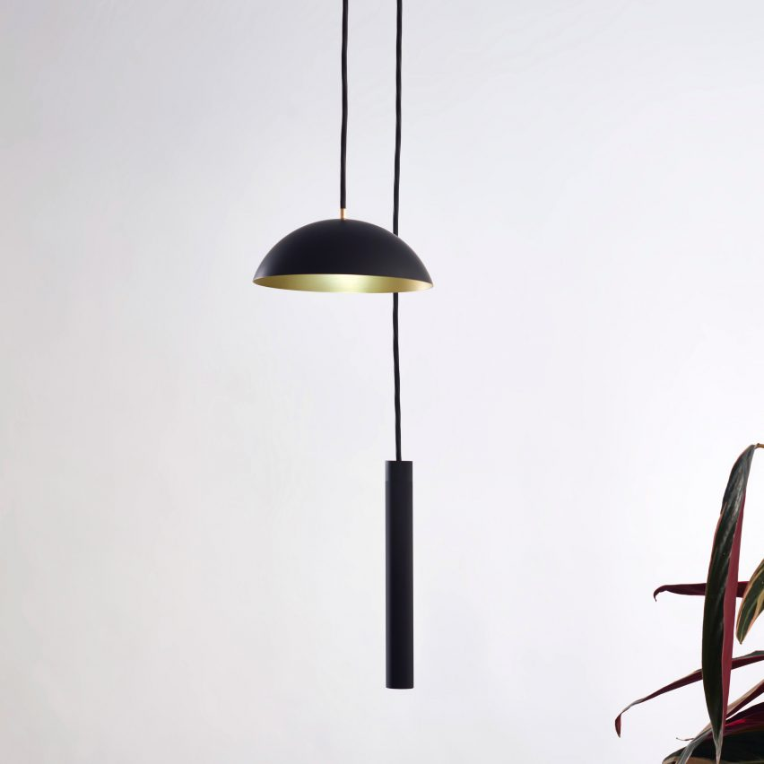 Pong USB light by Simon Diener for Nyta