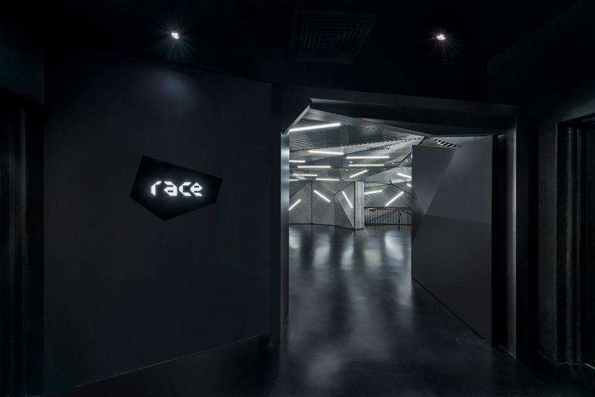 Race Robotics Lab by MOD