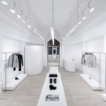 Interior Design Stores boutique architecture and interior design | dezeen