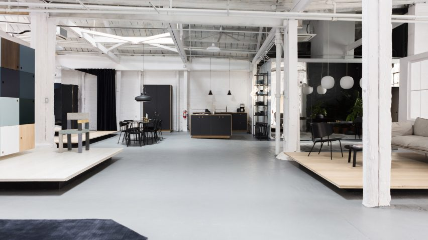 Brooklyn Warehouse Becomes Showroom For Hacked IKEA Kitchens