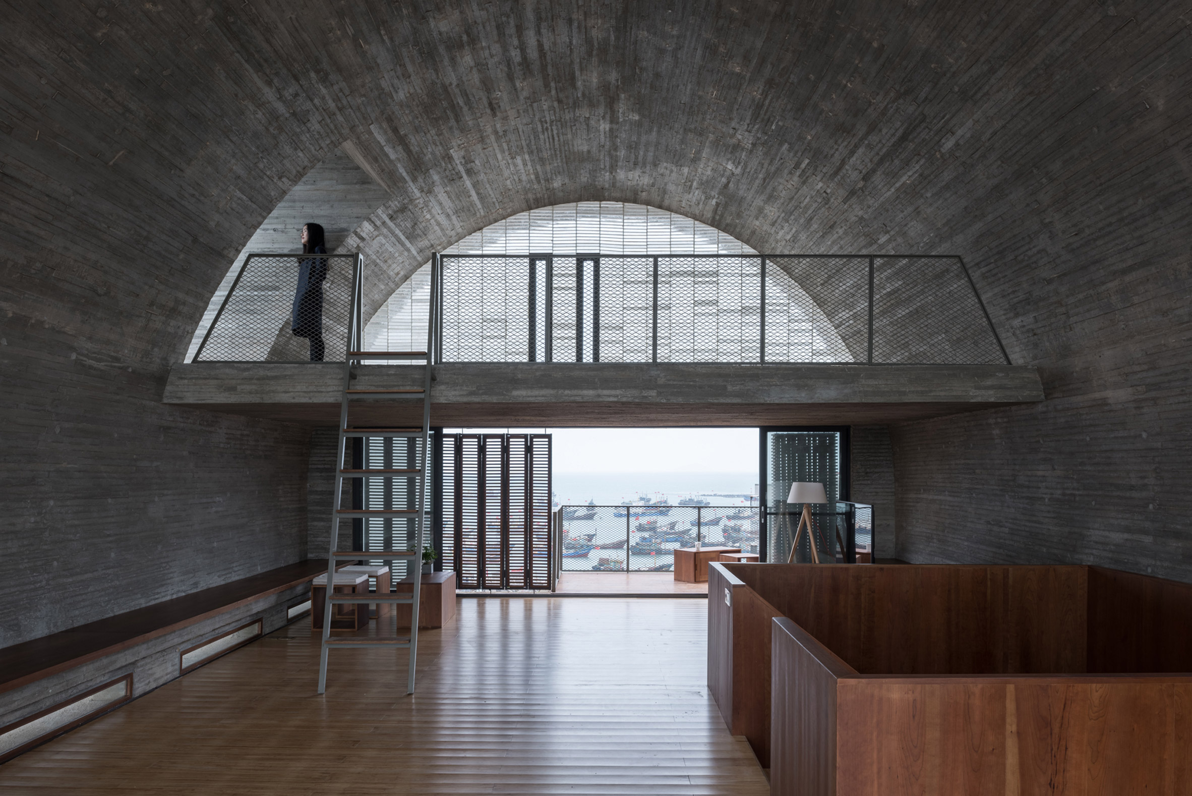 Renovation of the Captain's House, by Vector Architects