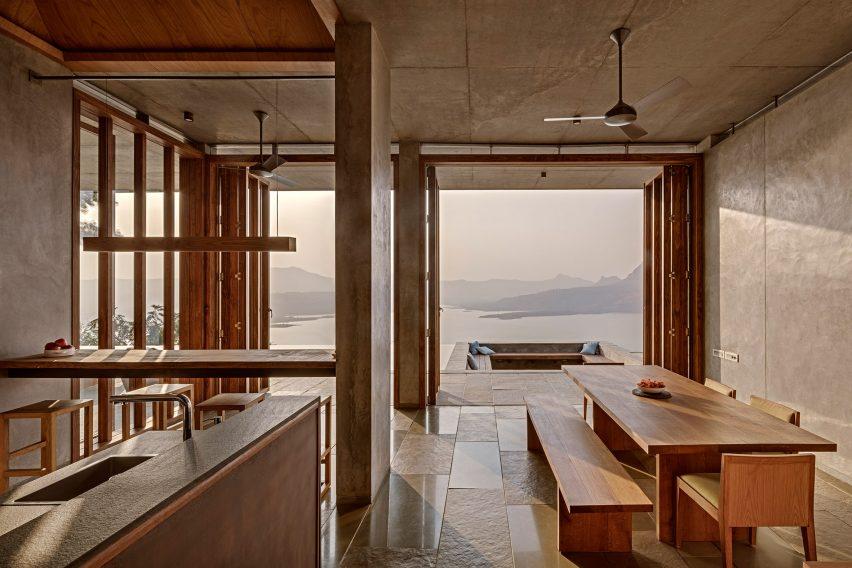 Retreat in the Sahyadris by Khosla