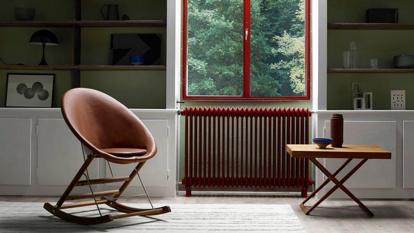 Young Danish Designer Reimagines The Rocking Chair At Carl Hansen U0026 Sonu0027s New  York Showroom