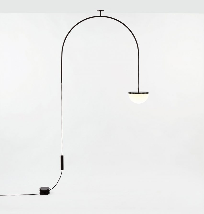 Krane by Ladies & Gentlemen Studio - Roll & Hill 2017 lighting collection