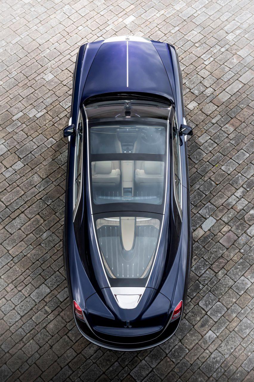 rolls royce unveils bespoke sweptail car worth 13 000 000