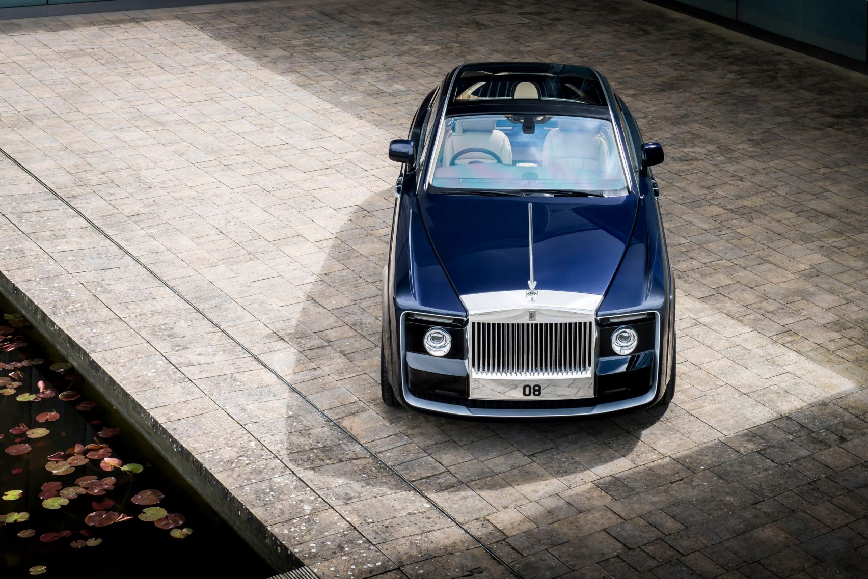 Единственный в мире Роллс-Ройс за $13 млн.