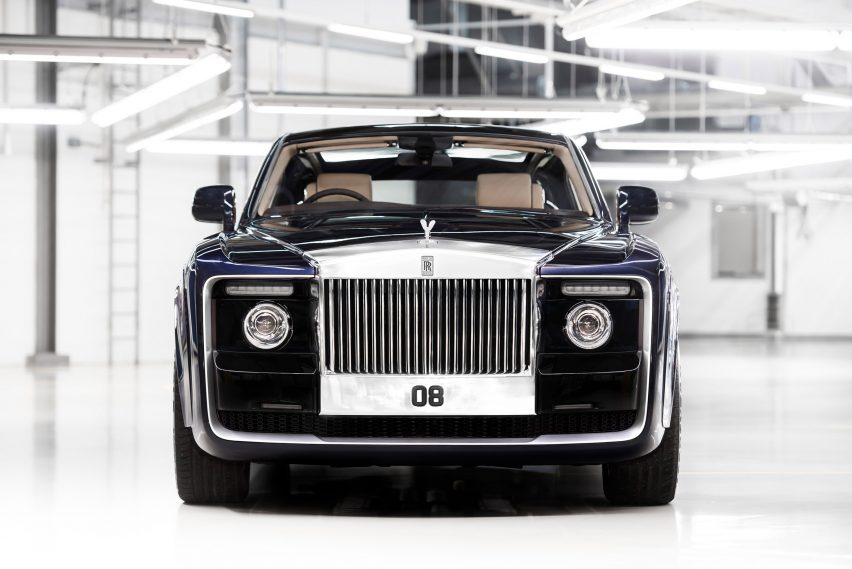 dc design rolls royce in london designer dc Rolls-Royce unveils bespoke Sweptail car worth $13,000,000