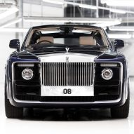 Rolls-Royce unveils bespoke Sweptail car worth $13 million