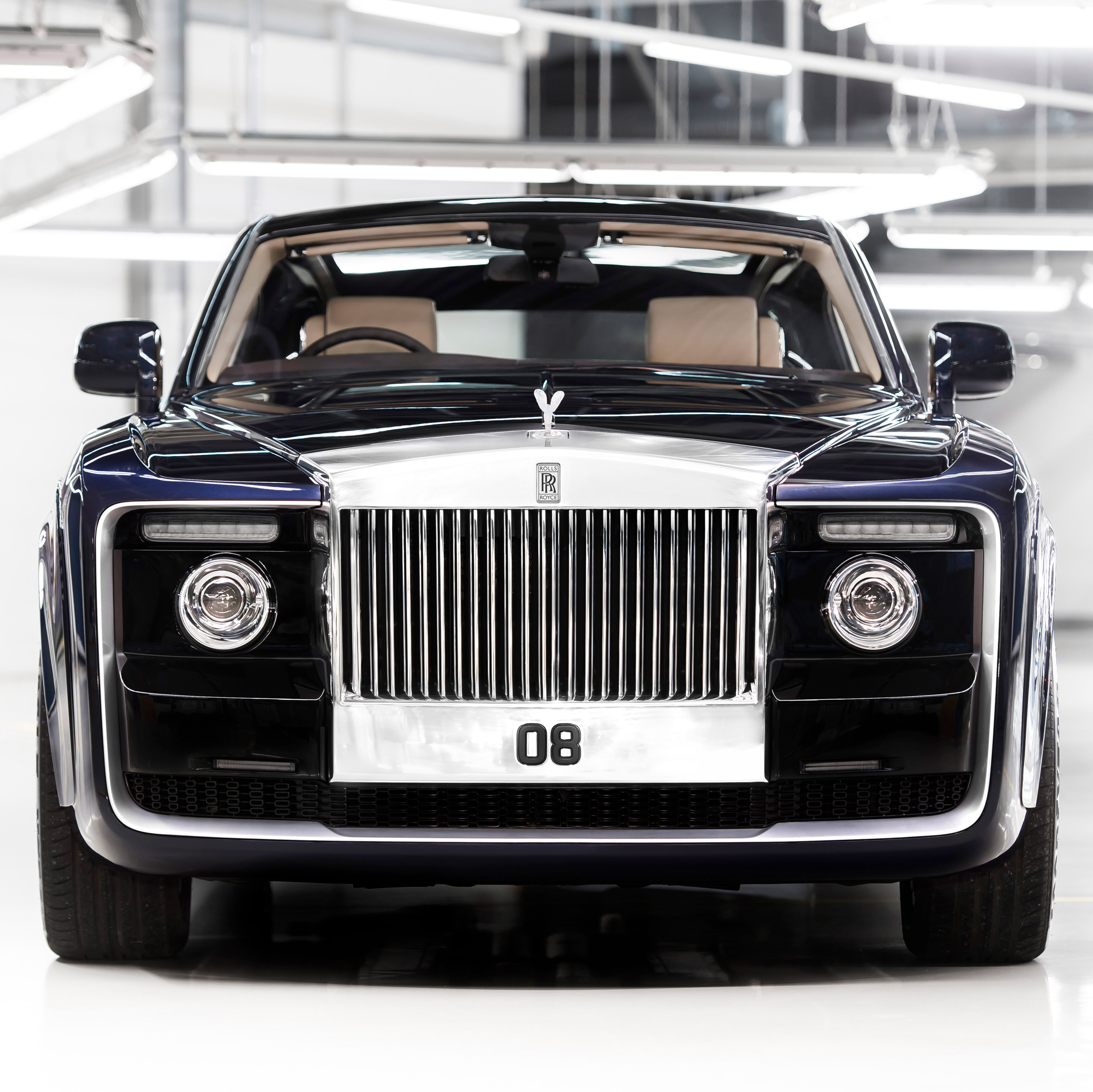 car brand rolls royce has created a one off motorcar based. Black Bedroom Furniture Sets. Home Design Ideas