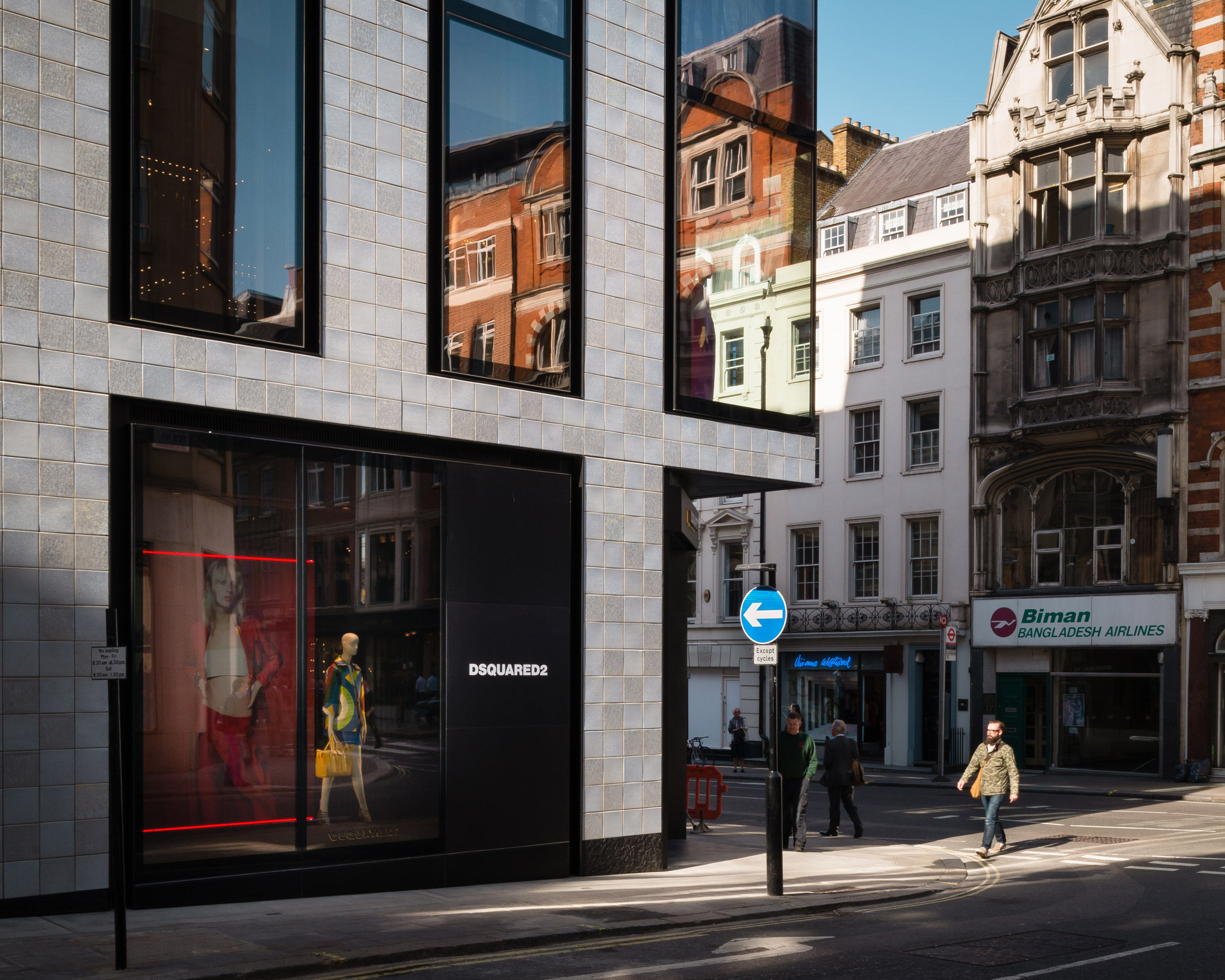 Savile Row by EPR Architects