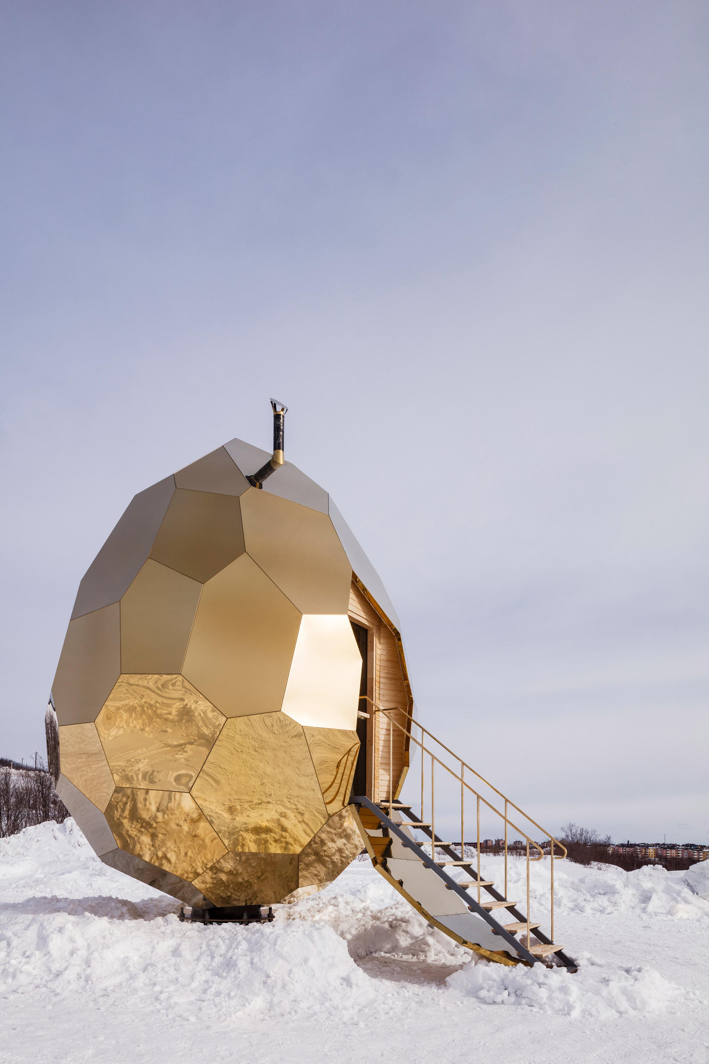 Egg-sauna