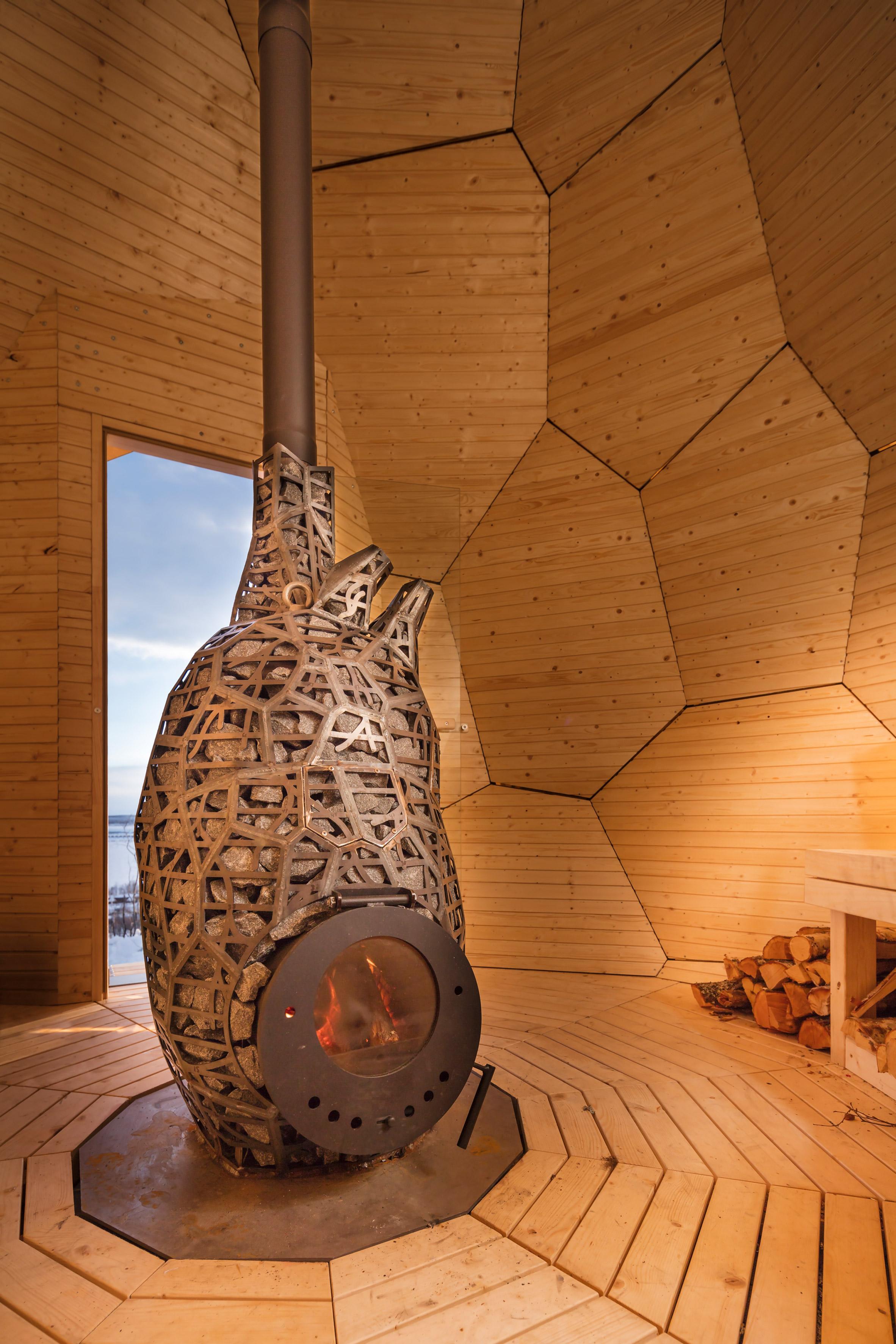 Egg-sauna 3