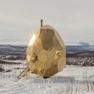Solar Egg by Bigert & Bergström