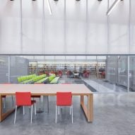 Stapleton branch of the New York Public Library by Andrew Berman Architects