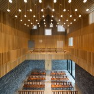 Suzhou Chapel by Neri&Hu