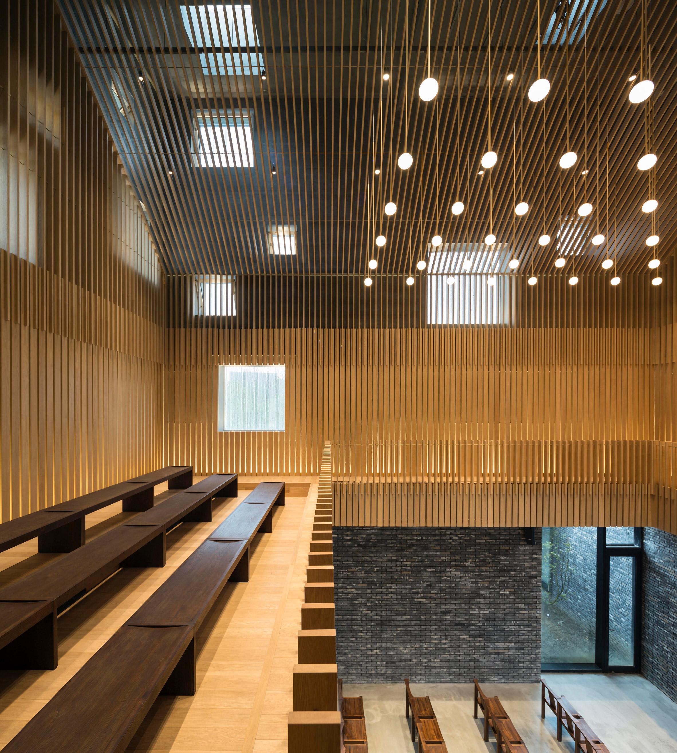 Suzhou Chapel by Neri&Hu