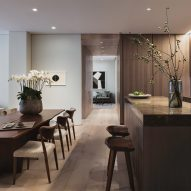 First apartment in Tadao Ando's 152 Elizabeth Street revealed