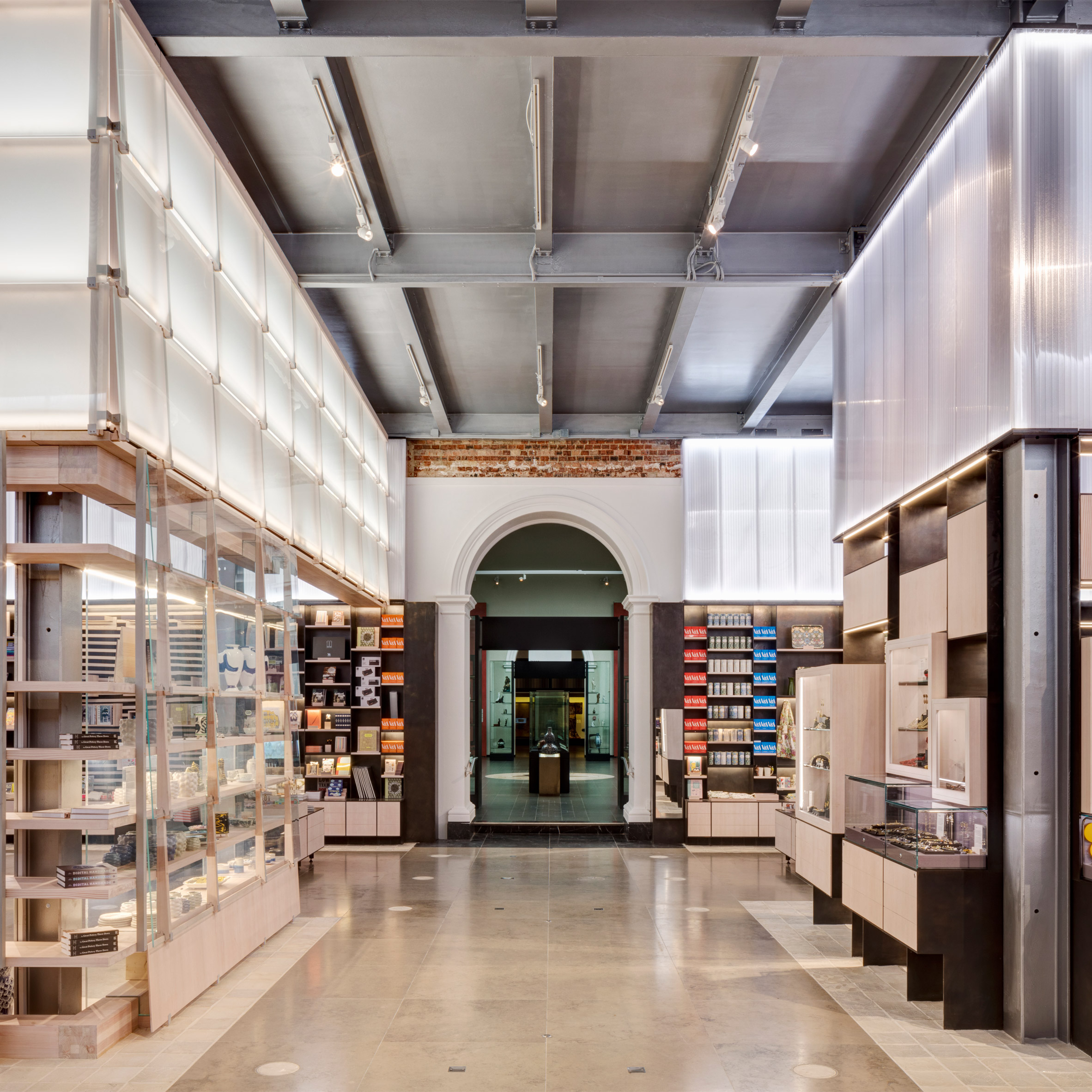 retail architecture projects dezeen friend and company harnesses