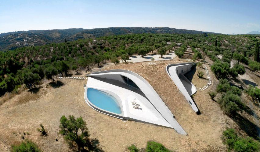 Villa Ypsilon by LASSA