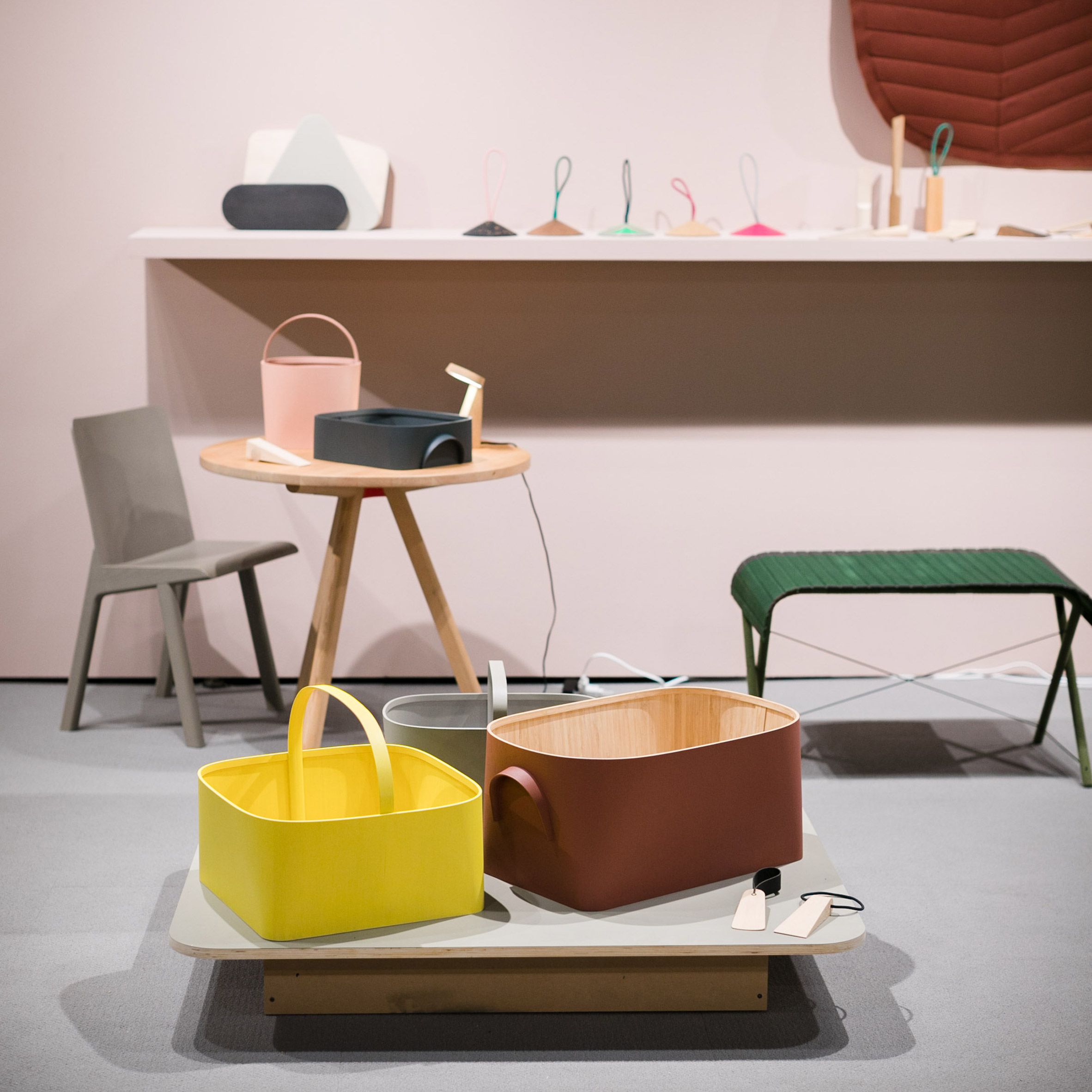 Dezeen's top 10 products and installations at WantedDesign 2017