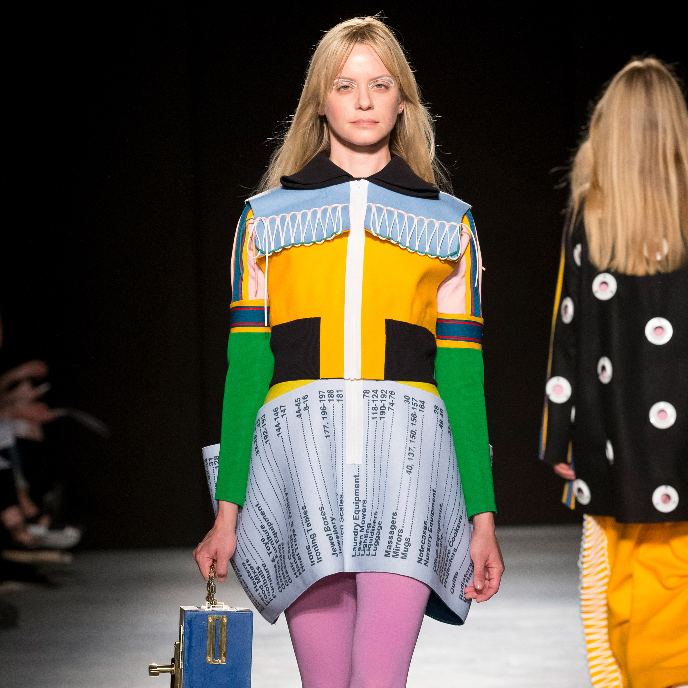 Six Designers To Watch From Westminster S Graduate Fashion Show