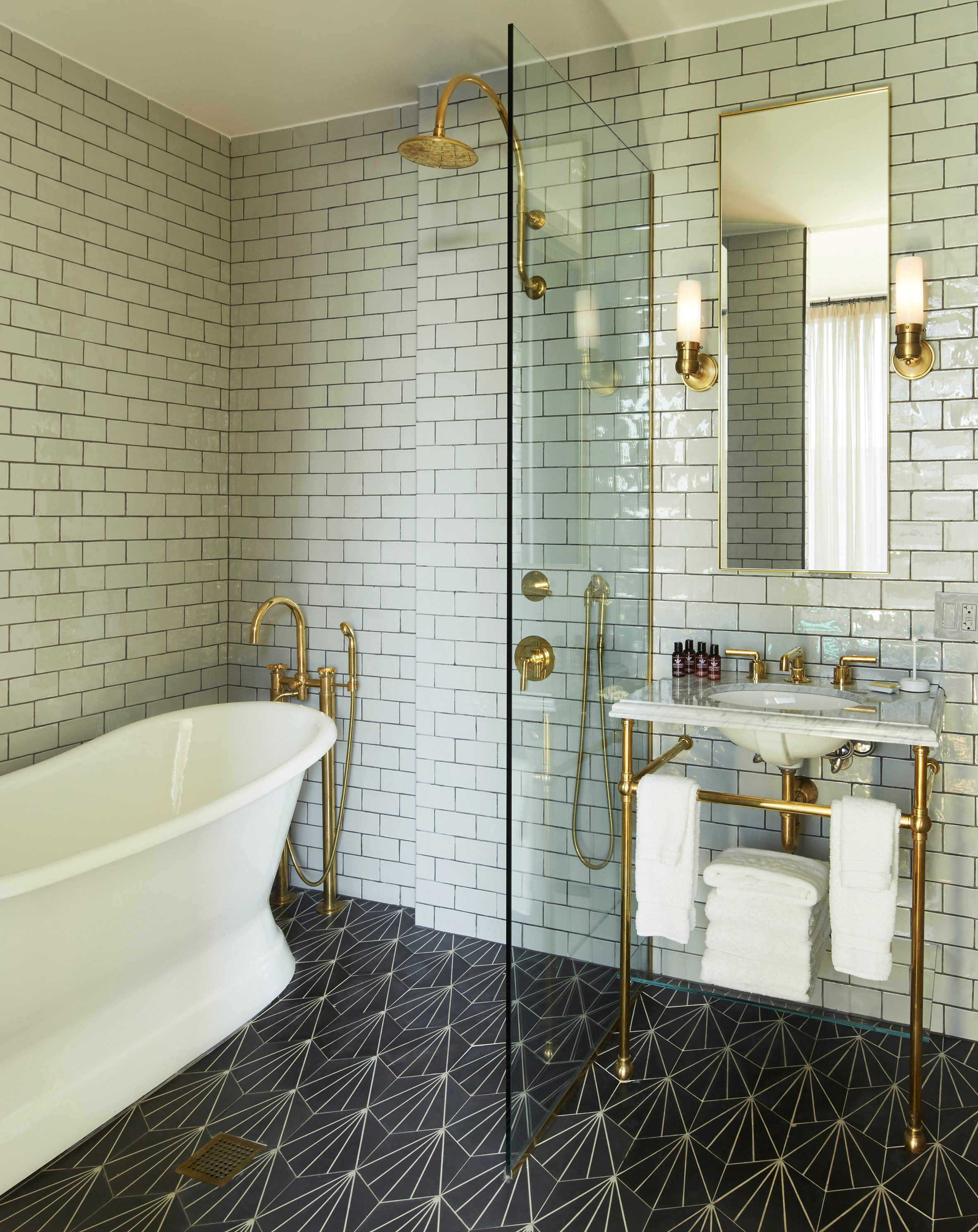 The Williamsburg Hotel by Michaelis Boyd Associates