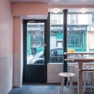 Yafo Houmous Deli in Paris by Studio Sur Rue