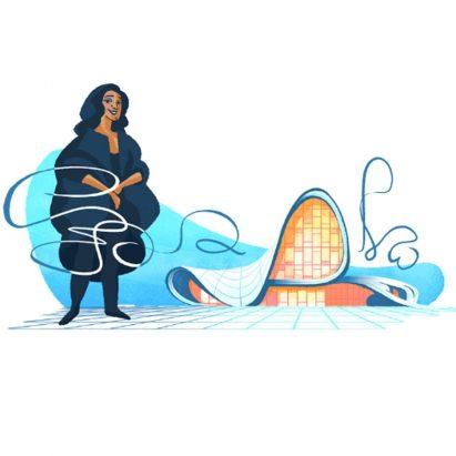 google doodles about design and architecture dezeen