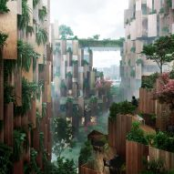 Kengo Kuma reveals plant-covered Eco-Luxury Hotel for Paris
