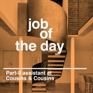 Job of the day: Part-II architectural assistant at Cousins & Cousins