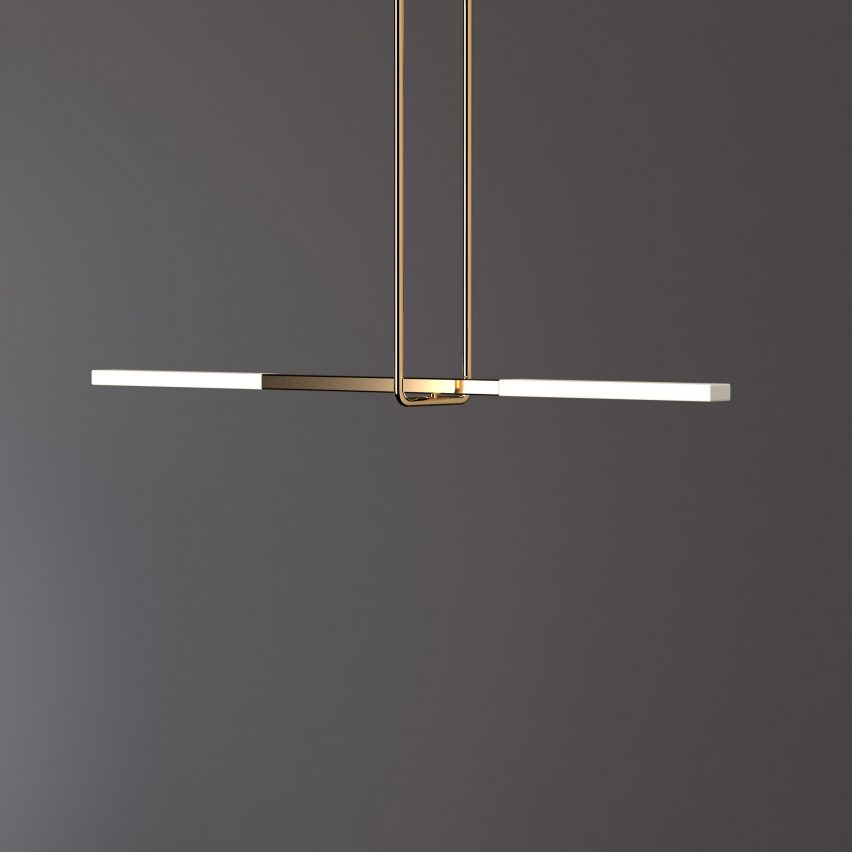 Acrobat Lighting by Porcelain Bear