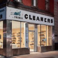 Tacklebox creates Aesop Upper West Side in former dry cleaners