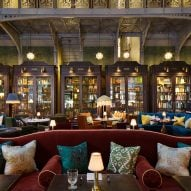 Martin Brudnizki converts New York office building into eclectic Beekman Hotel