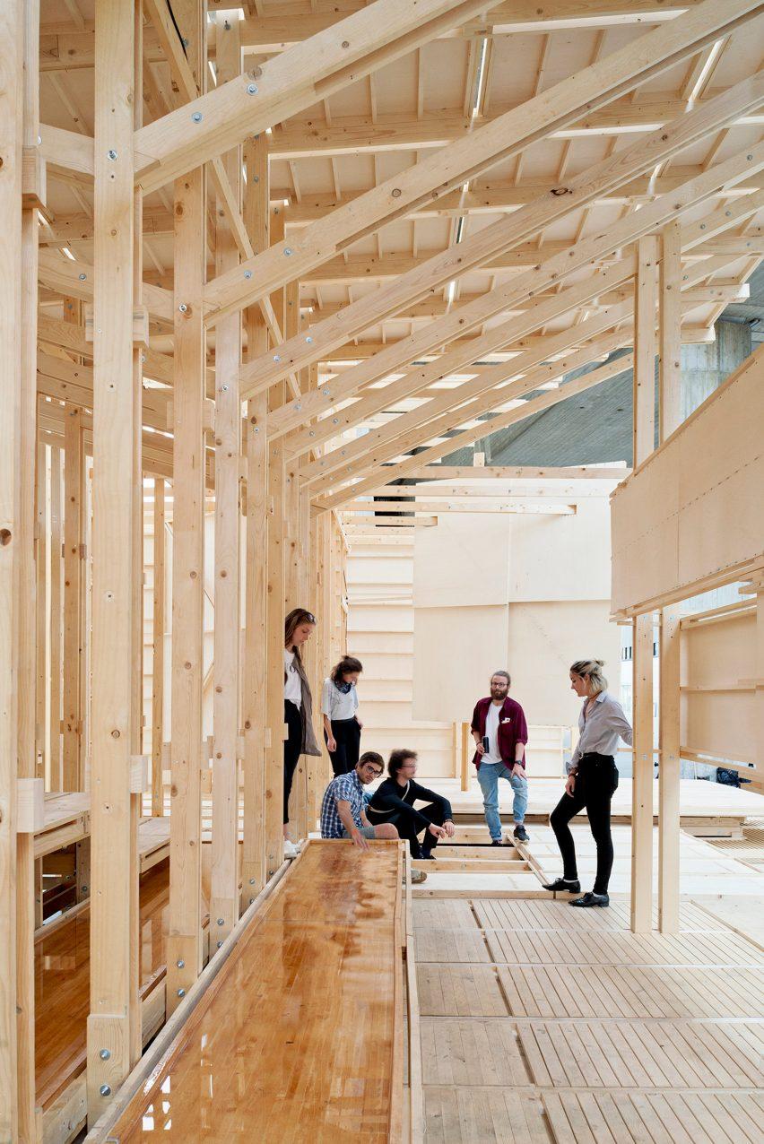 Alice Laboratory by EPFL
