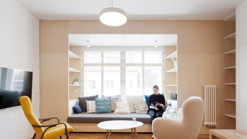 Квартира для Přemek от Atelier 111 Architekti