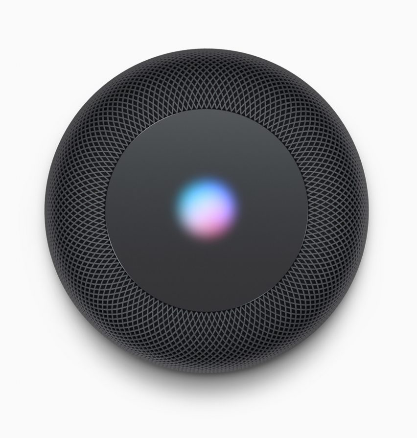 Apple unveils HomePod speaker at WWDC 2017