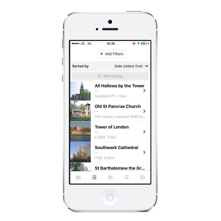 Architecture Foundation launches free app guide to London's best buildings