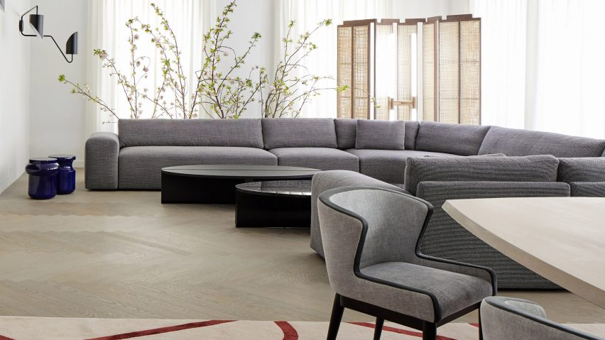 Attrayant Avenue Road Showcases High End Furniture In New Apartment Style Manhattan  Showroom
