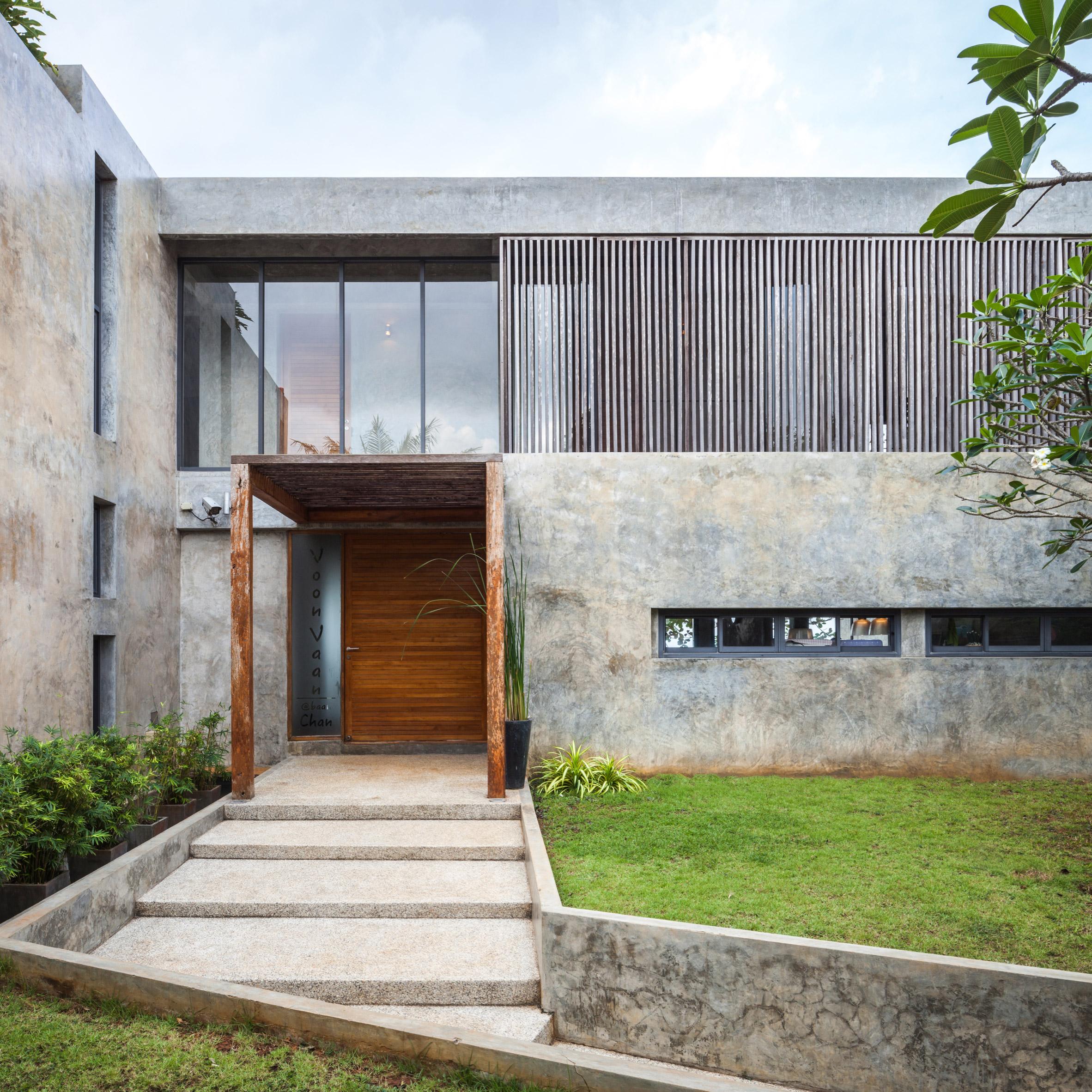 Thai houses archives | Dezeen