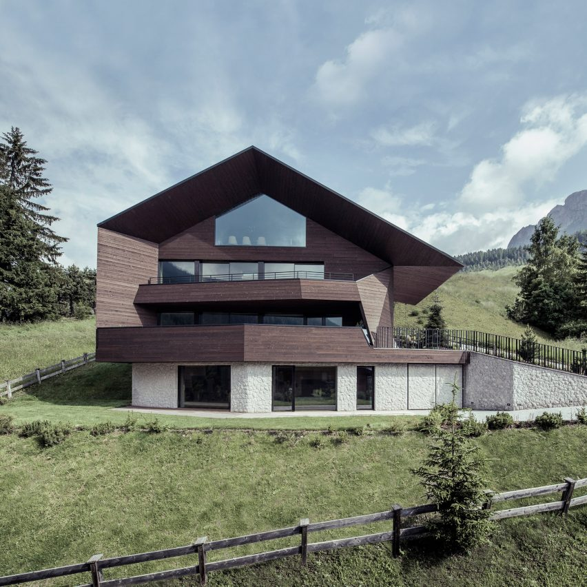 Black Eagle Residential House by Perathoner Architects. Platinum A' Design Award Winner for Architecture, Building and Structure Design Category